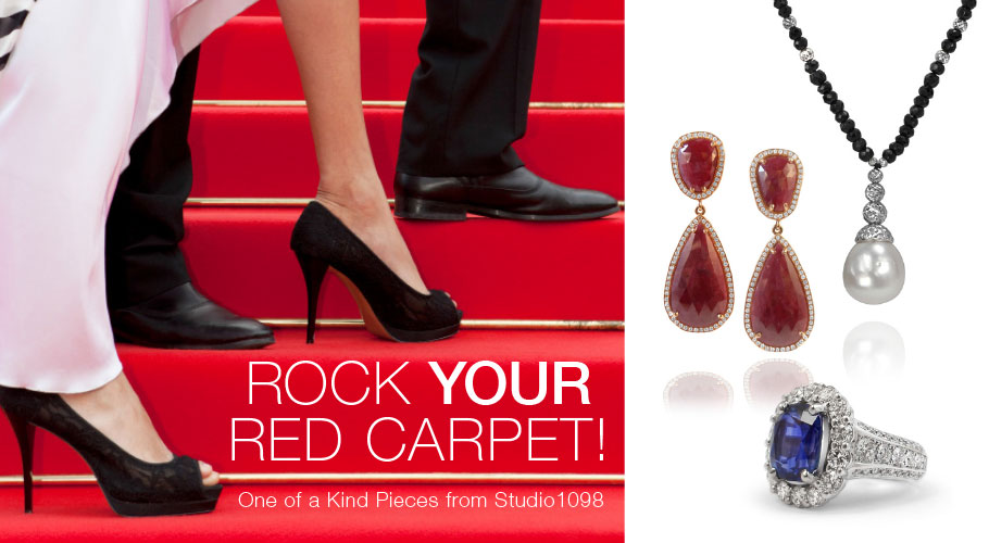 Rock Your Red Carpet!