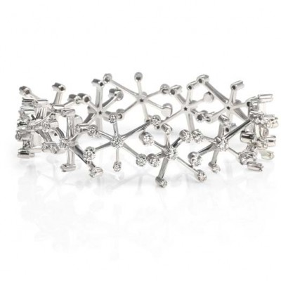 Diamond Star Bracelet