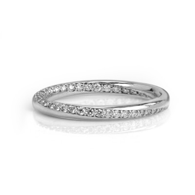 White Gold Eternity Ring Toronto
