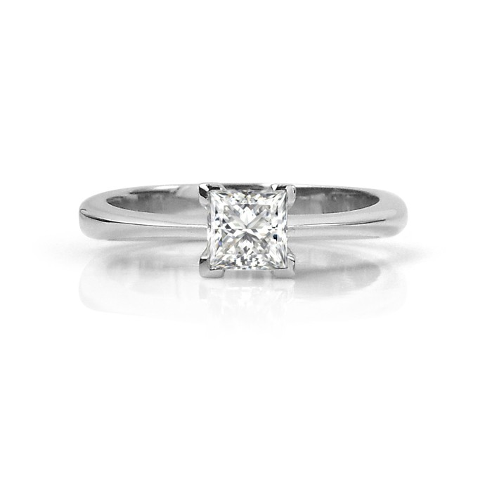 princess cut canadian engagement ring studio1098
