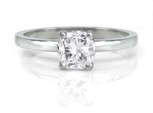 diamond solitaire engagement ring toronto - Wedding Rings Toronto