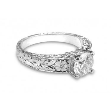 Studio1098 Custom Diamond Engagement Rings