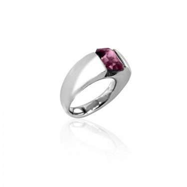 Purple Sapphire Engagement Ring Toronto