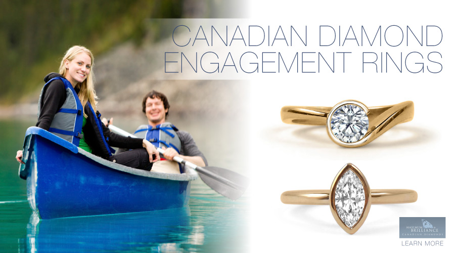 Canadian Diamond Engagement Rings
