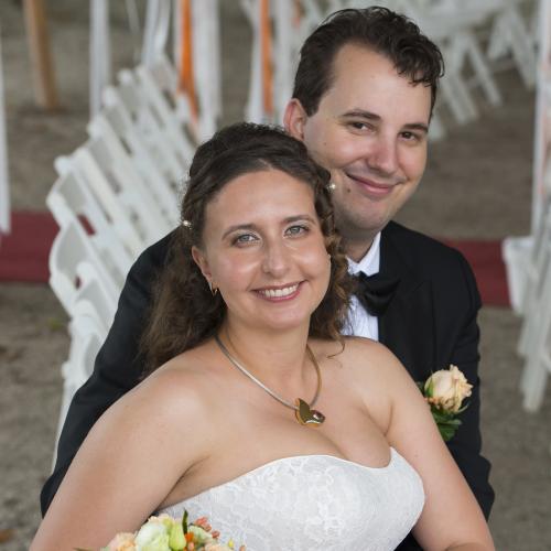 Viktoriia & Georg